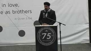 Ijtema 2013 - Sadr MKA USA Closing Address