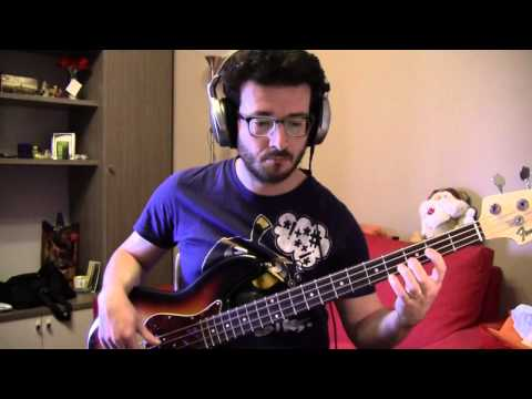 Procol Harum - A Whiter Shade of Pale (Bass Cover)