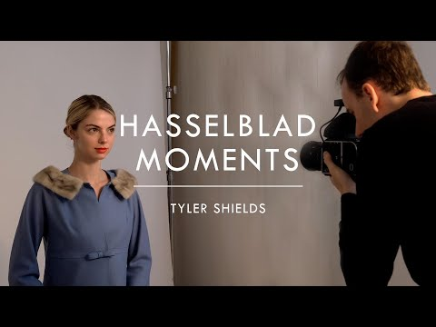 Hasselblad Moments, Tyler Shields