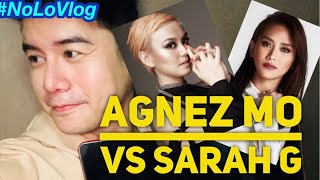 AGNEZ MO VS SARAH GERONIMO | BEST LIVE VOCALS | LIVE REACTION | NoLo Vlog