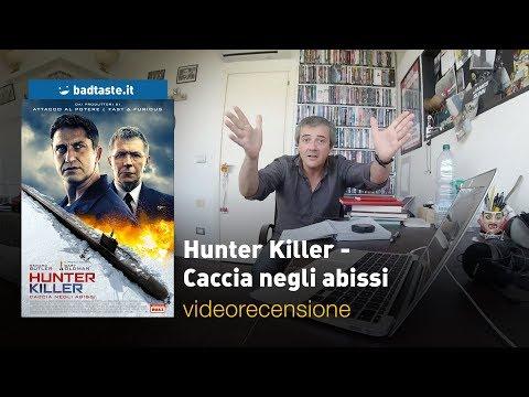 Hunter Killer - Caccia Negli Abissi, Di Donovan Marsh | RECENSIONE