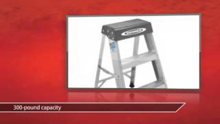 Like the Werner Review Video? Learn more about the 2 Ft Aluminum Step Stool at: http://shout.lt/fsHN.