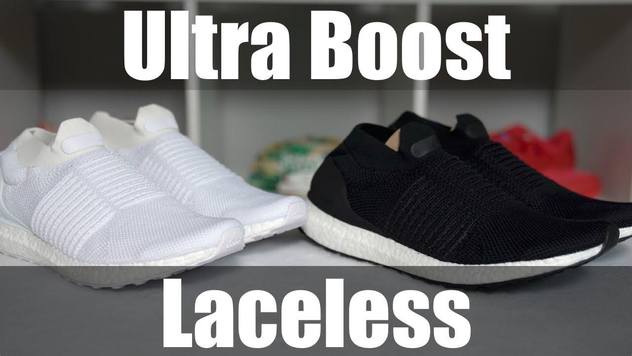 Adidas ultra impulso laceless su youtube