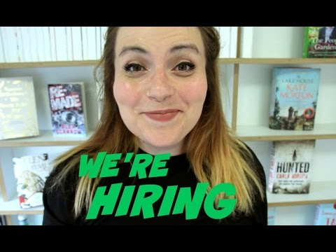 ALL CHANGE | PAN MACMILLAN ARE HIRING | #BookBreak