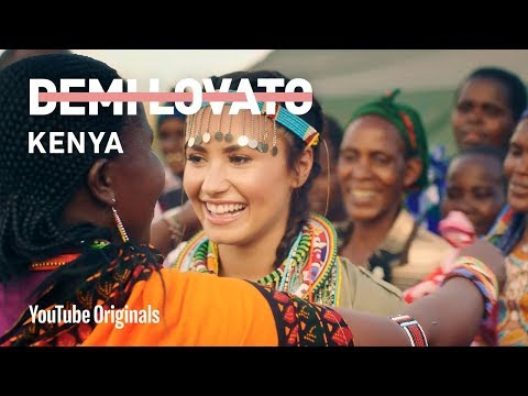 Download Youtube: Demi Lovato's Trip to Kenya