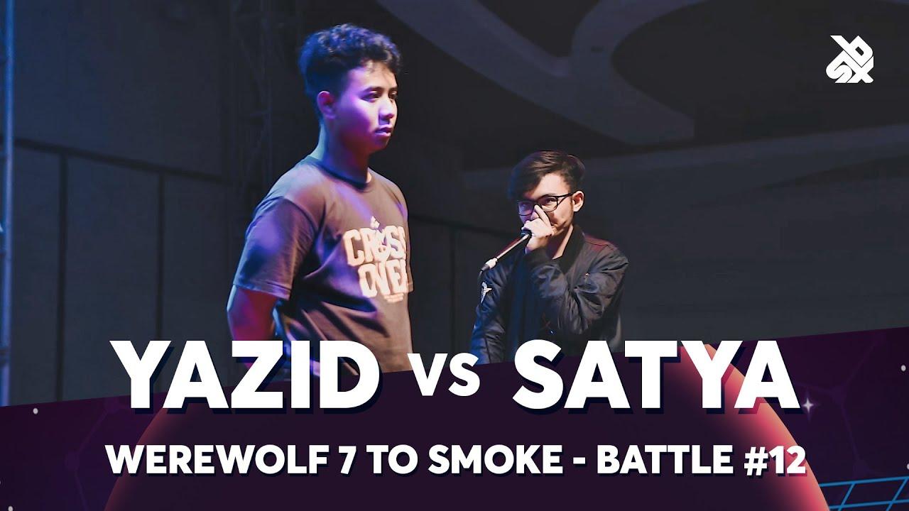 Download YAZID vs SATYA | Werewolf 7 To Smoke Battle 2019 | Round 12