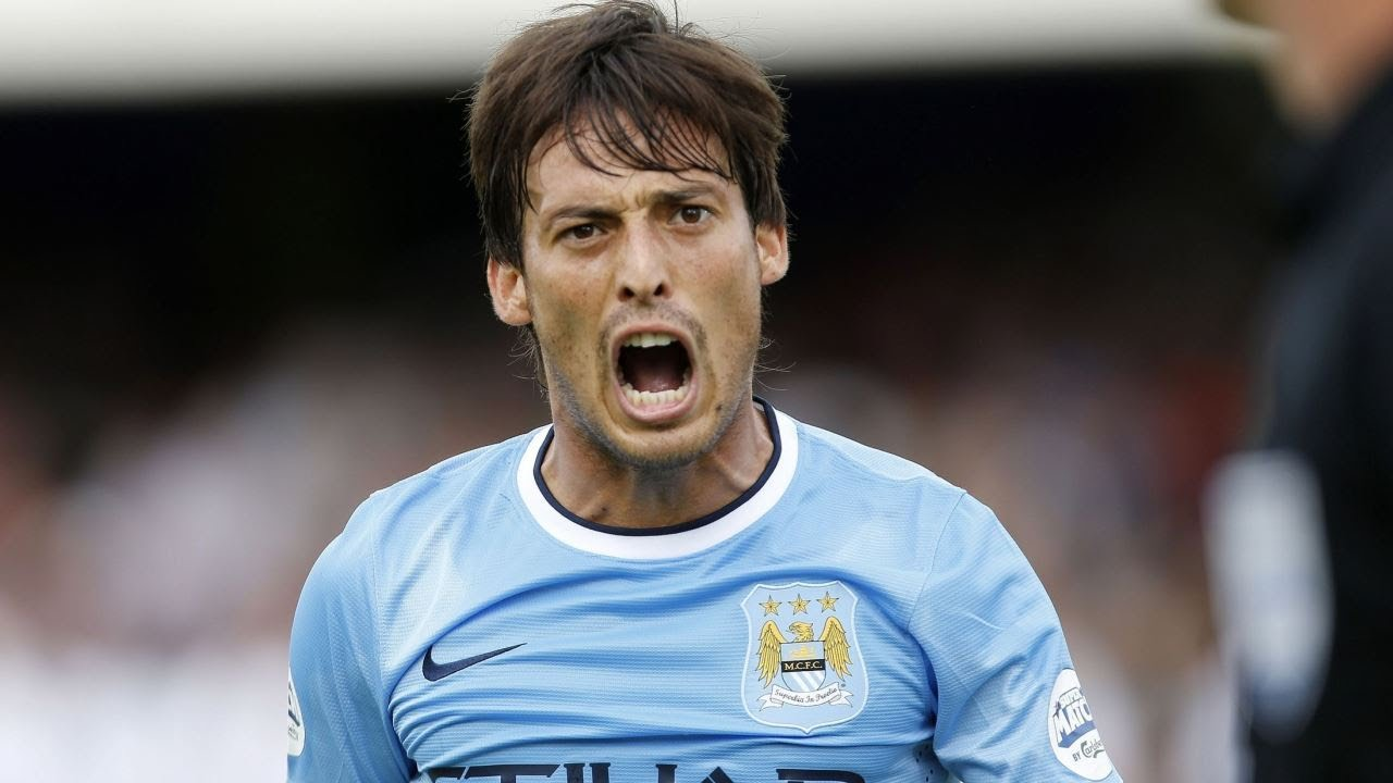 Image result for david silva