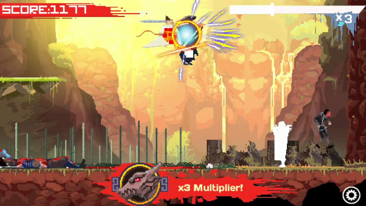 Super Samurai Rampage - Now Available on iOS & Google Play