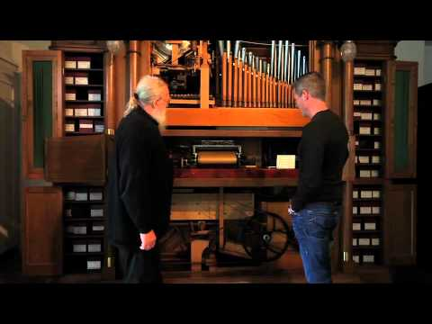 Join Mark and walk around Seigfried's Mechanical Music Cabinet Museum