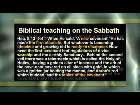Is Sabbath Keeping Essential to Be a  Real Christian? Former SDA Pastor Answers This Question