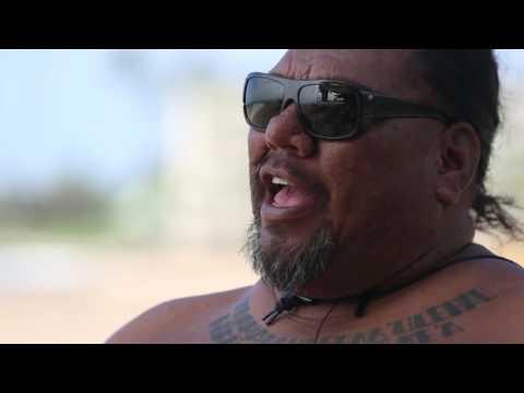 Primo Ambasador Kimo Leong Explains Aloha at Makaha and the North Shore - The Inertia
