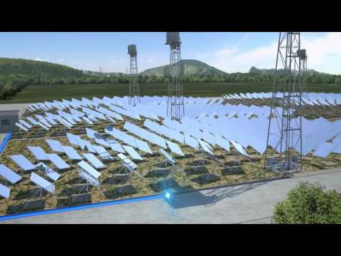 Solastor 24hr Solar Energy Plant