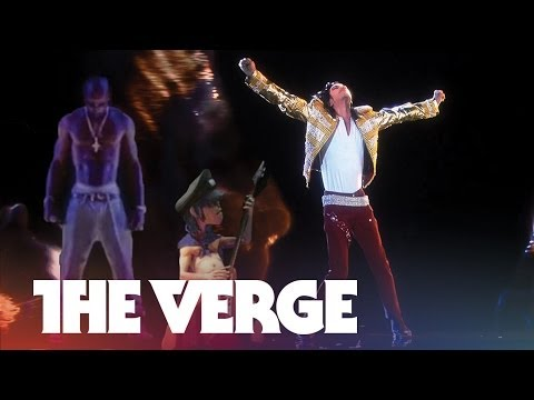 Why the Michael Jackson hologram isn't...