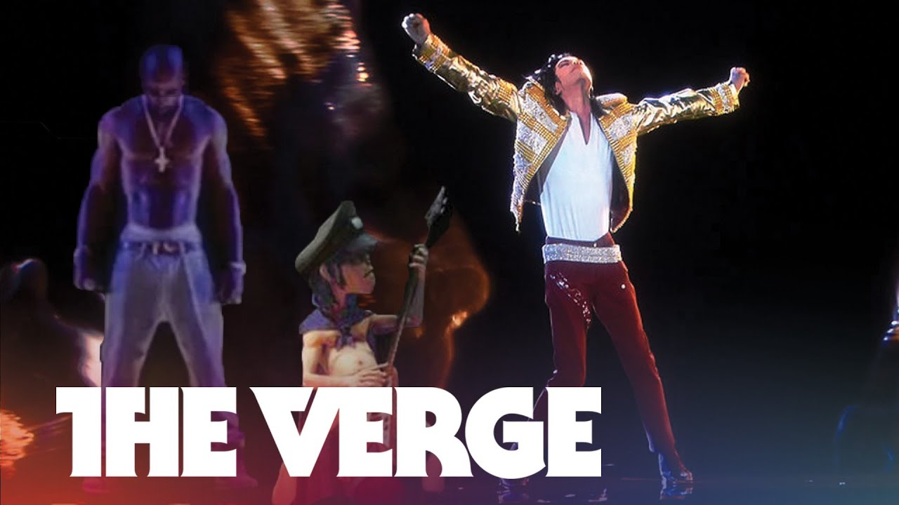 Why the Michael Jackson hologram isn't actually a hologram