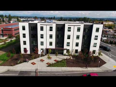 Everett Community College Student Housing