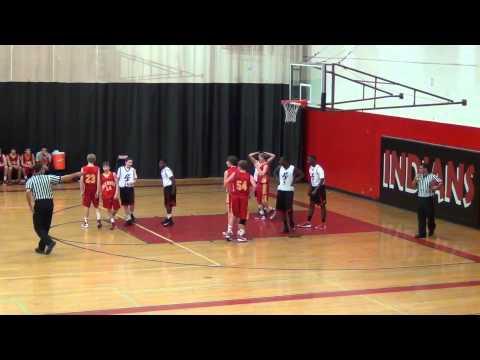 Frosh Boys Basketball - Palm Springs vs Palm Desert - 02.01.13