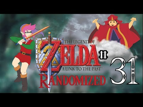 Zelda: Link to the Past RANDOMIZED! - Don't Touch My Tomato PART 31