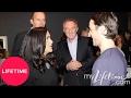 Celebrity Buzz: Salma Hayek Back With Her Baby Daddy   Lifetime