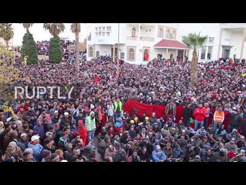 Morocco: Protests against 'mines of death' continue in Jerada