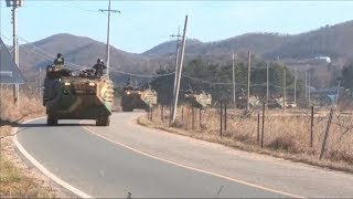 مناورات عسكرية في شبه الجزيرة الكورية والإمارات تنهي مهام سفير بيونغ يانغ (تفاصيل)