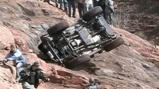 Horrible Jeep Crash