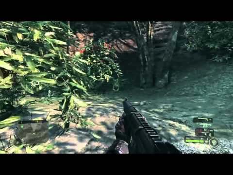 Crysis Walkthrough Level 3 - Relic [HD]