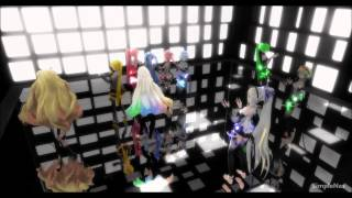 Electrical Parade Remix MMD