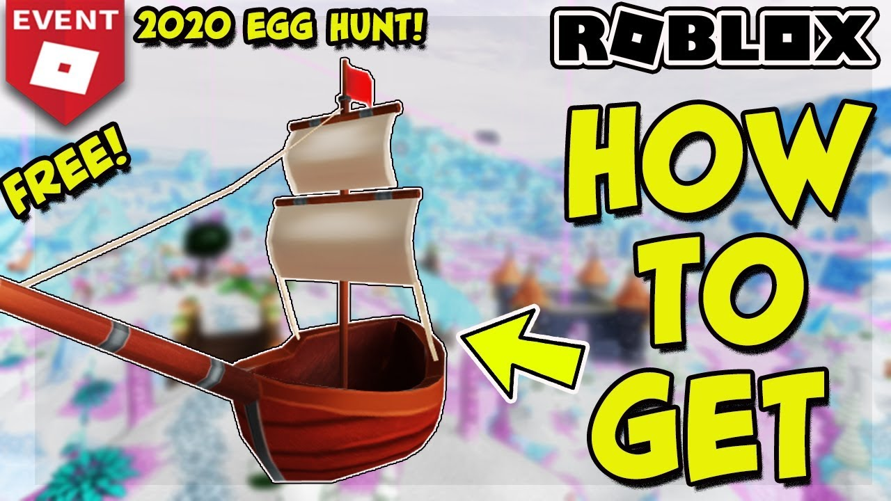 Boat Spawn Halloween 2020 Robloz EVENT] HOW TO GET THE POACHED EGG OF THE SEA IN WHATEVER FLOATS