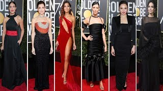 Golden Globes 2018 | Red Carpet | Full Video | Celebrity Dresses