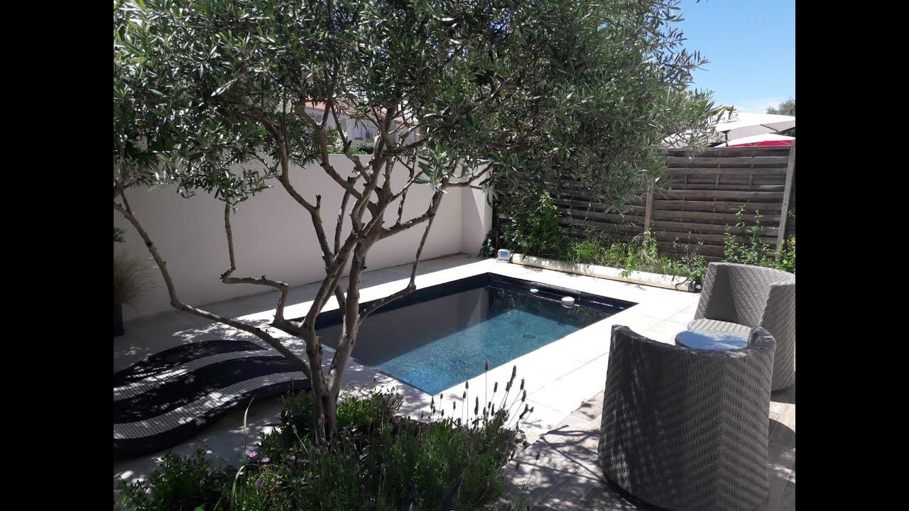 Mini piscine b ton comment r aliser sa piscine b ton - Realiser sa piscine ...