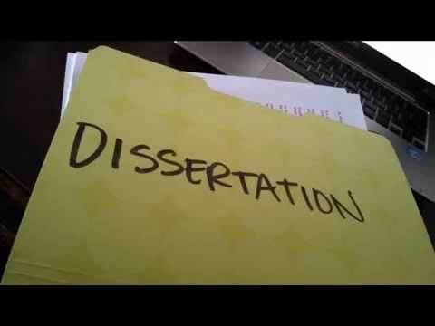 Dissertation database usa