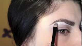 Brow Tutorial using ABH Thumbnail