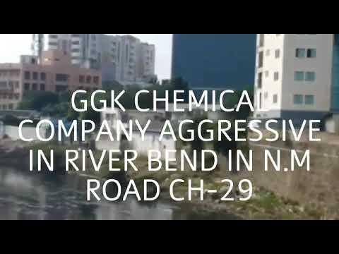 GGK chemical company AGRESSIVE