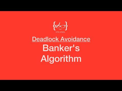 Deadlock - Banker's Algorithm