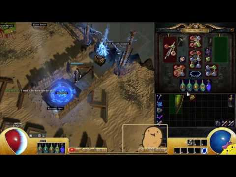 2.6 - Legacy 5 Ex Budget (ish) Necromancer Aura Bot Guide - SekritLemon - Demi