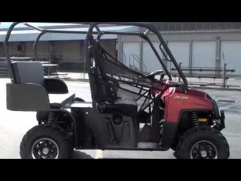 Stock Polaris Ranger With Marshall Motoart Cage Kit Youtube Interiors Inside Ideas Interiors design about Everything [magnanprojects.com]