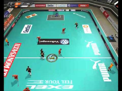 Floorball League | IFF 2014 | CZE - GER | SirousCZ