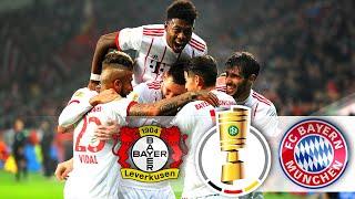 DFB-Pokal Halbfinale: BAYER 04 LEVERKUSEN vs. FC BAYERN MÜNCHEN | Match Attax Prognose