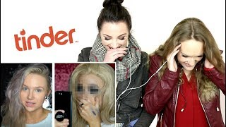 BEAUTY NEWS REACTS - Glam & Gore Tinder Picks Her Makeup