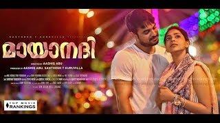 Mayaanadhi Malayalam movie 2017