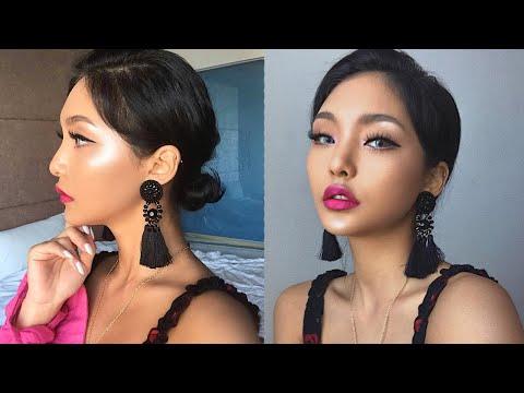 (ENG CC👀) i'm korean makeup 젤라또 오랜만에 모여라 💜💌 / 젤라 jella thumbnail