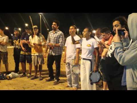 Taller de capoeira para los KlanZinho (Brasilia)
