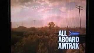 Vintage Amtrak TV Commercials
