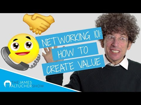 NETWORKING 101: HOW TO CREATE VALUE with Steve Cohen