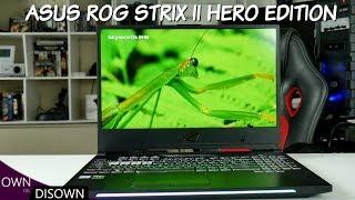 Asus ROG Strix II Hero -GL504GM- Better Than MSI GP63 & Helios 300?