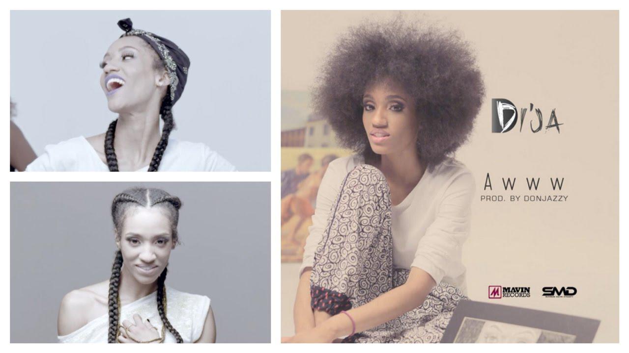 Download Di'Ja - Awww Music Video