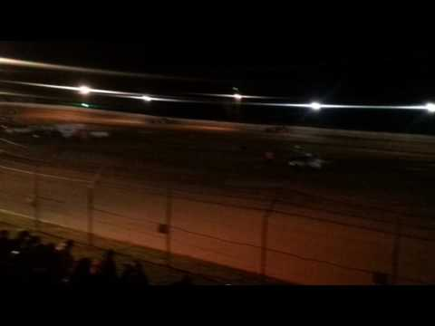 Modified Heat Race Chandler Motor Speedway