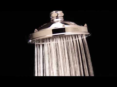 "6"" Retro Jet Showerhead"