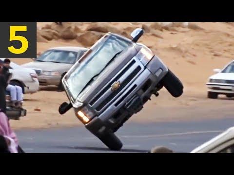 Top 5 Amazing Car Tricks!