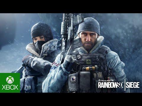 Tom Clancy's Rainbow Six Siege DLC - Operation Black Ice Trailer